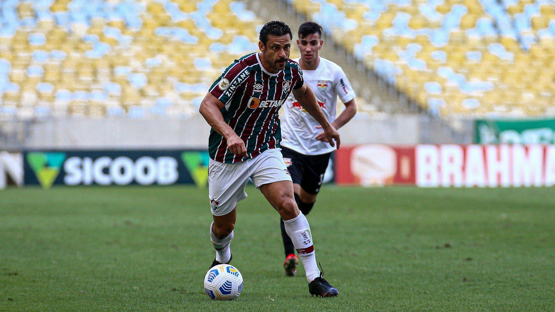 Fred supera Romário como segundo maior artilheiro do Brasileiro