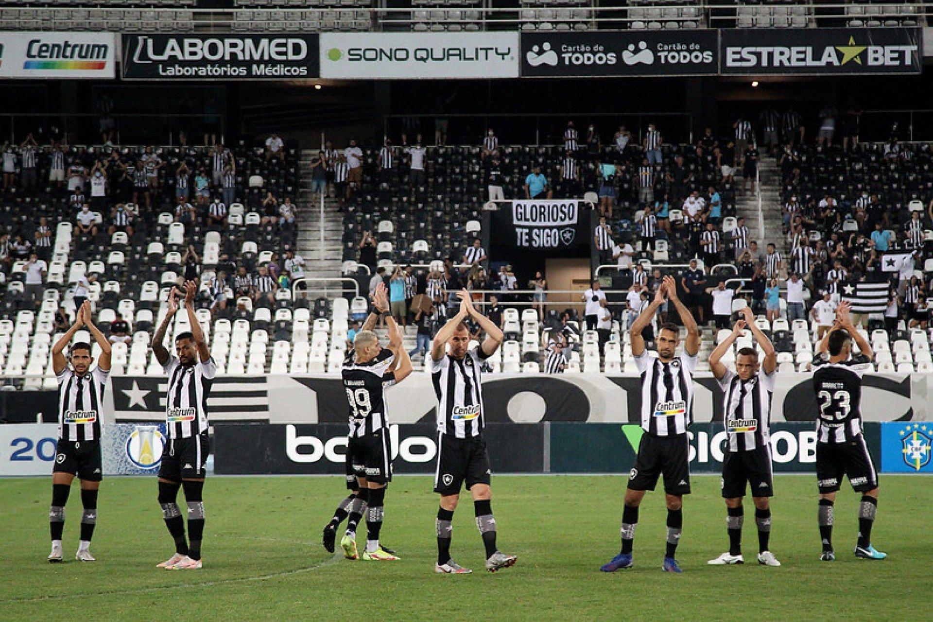 Botafogo esclarece sobre necessidade de teste da Covid-19 para acesso ao Estádio Nilton Santos