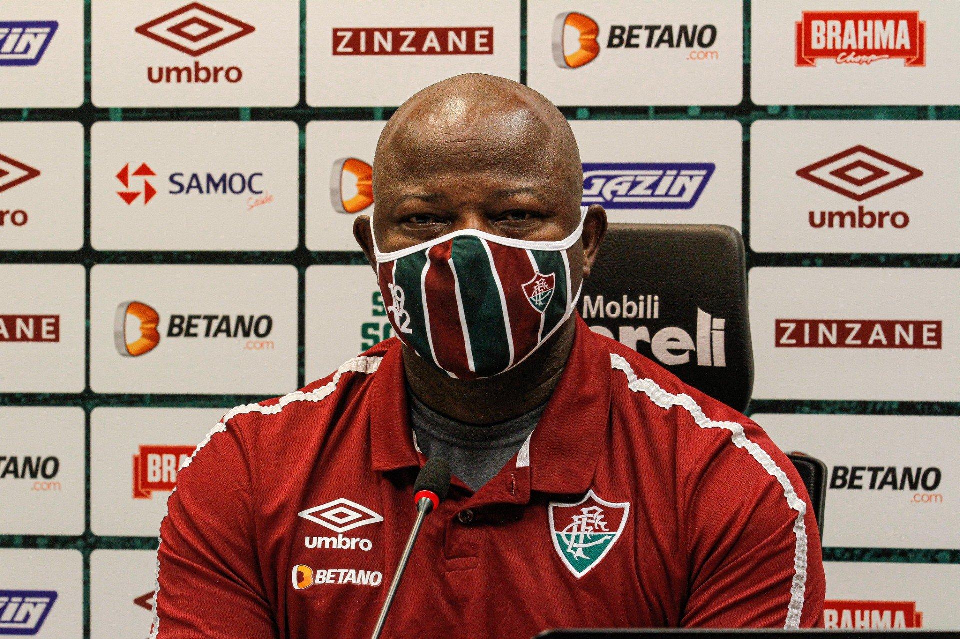 Marcão comemora vitória do Fluminense e exalta marca histórica de Fred