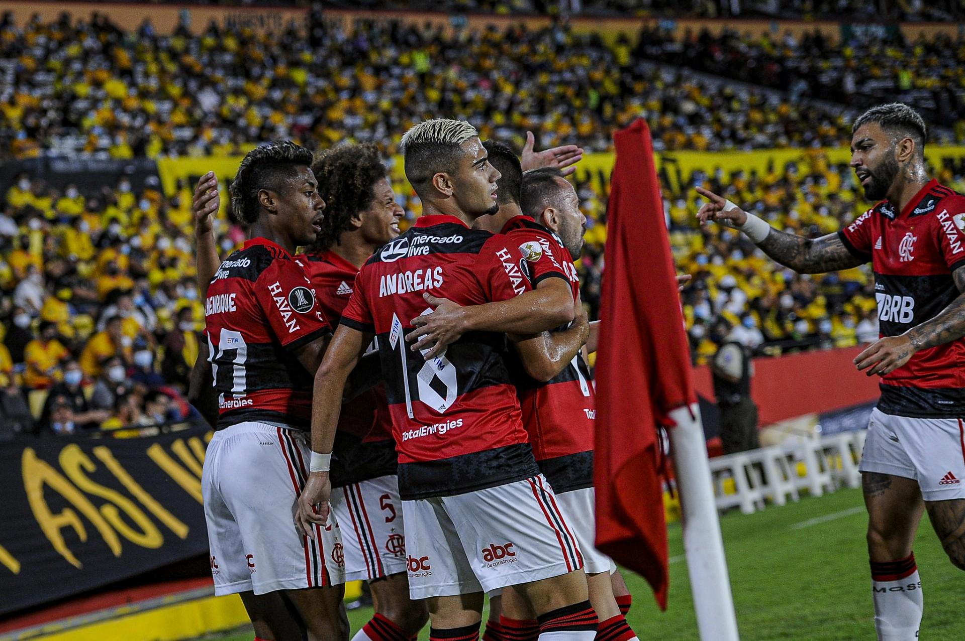 Flamengo alcança marca de maior invencibilidade na Libertadores