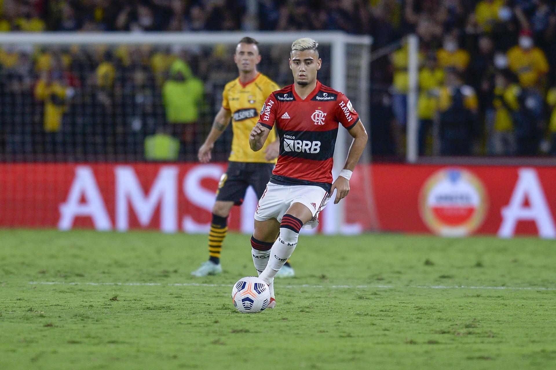 Em 40 dias de Rio de Janeiro, Andreas se consolida como titular e justifica esforço da diretoria do Flamengo