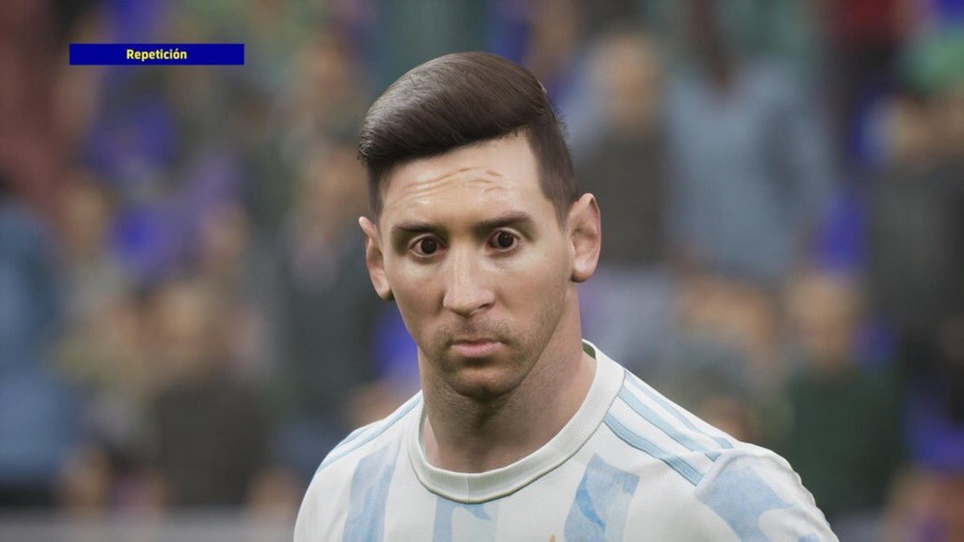 Konami pede desculpas após bugs e avatar de Messi 'Bizarro' viralizarem