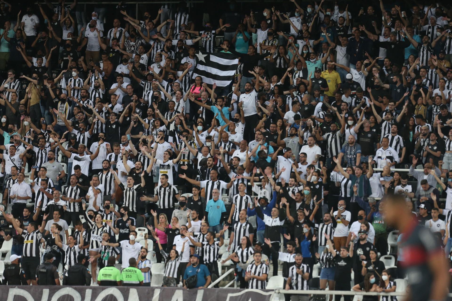Botafogo terá área destinada às mulheres no Estádio Nilton Santos