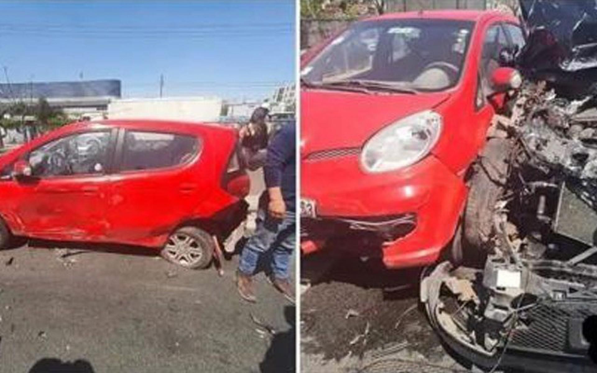 Jogador do Flamengo é acusado de causar acidente de trânsito e não prestar socorro