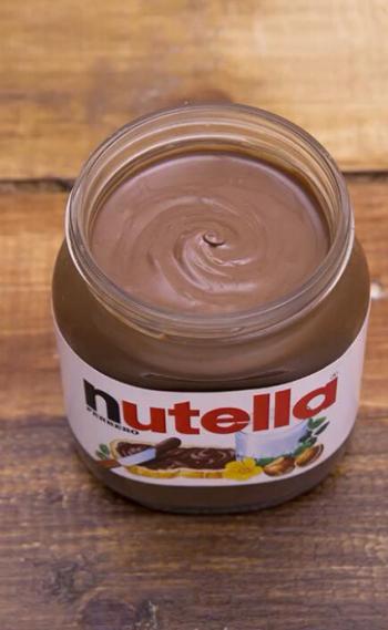 Geralmente o pote de Nutella � vendido por 4,50 euros, mas com o desconto de 70% o pre�o caiu para 1,41 euro