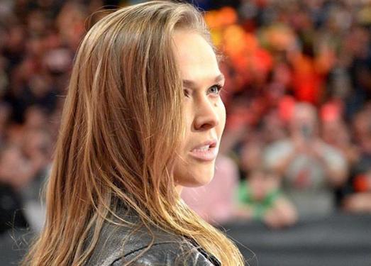 Ronda Rousey trocou o UFC pelo WWE