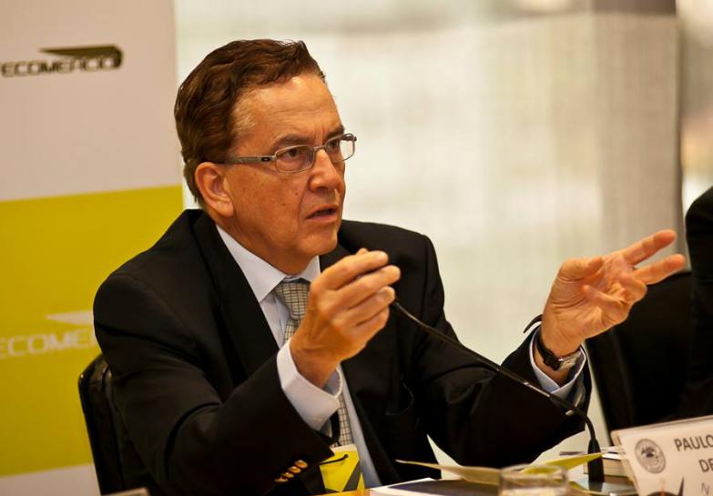 O presidente do BNDES, Paulo Rabello de Castro, foi um dos alvos da opera��o Pausare, que investiga desvios no fundo de pens�o dos funcion�rios dos Correios, o Postalis