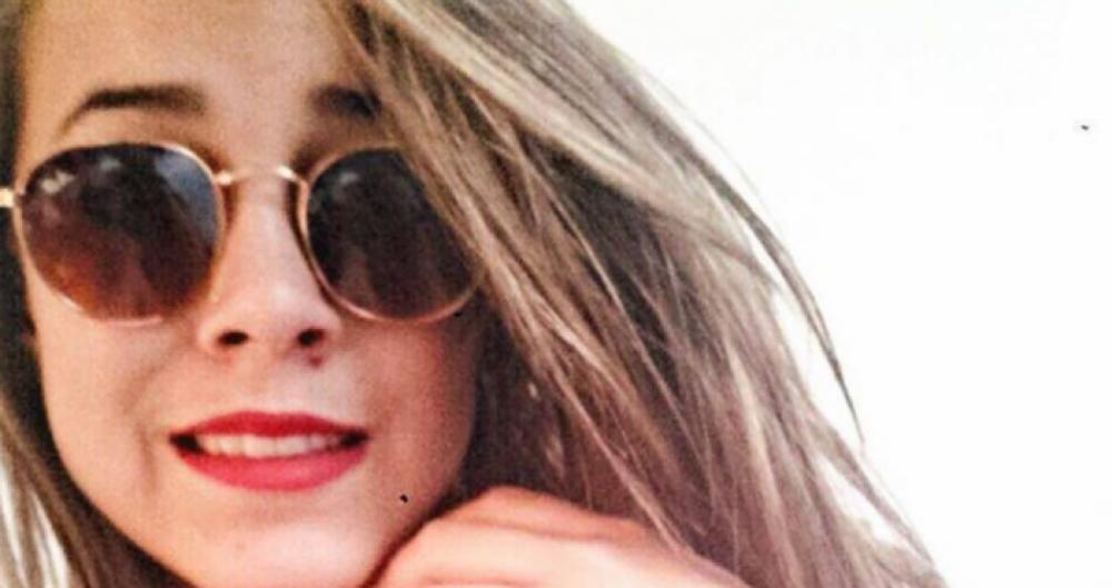Lorraine Gabriele Jugni Camargo, de 18 anos, foi atropelada pelo namorado na madrugada deste s�bado