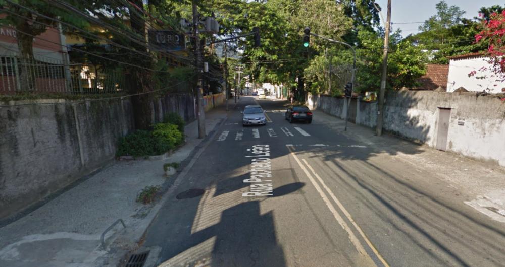Rua Pacheco Leão