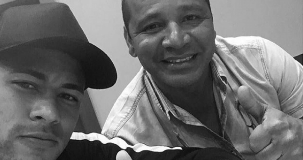 Pai de Neymar