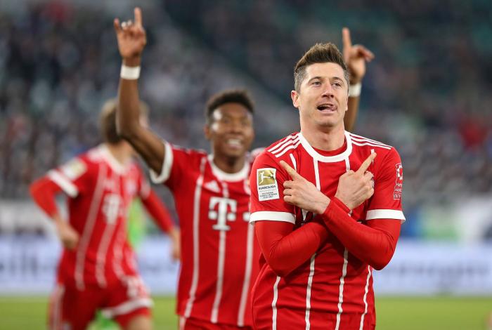 Bayern  vence mais uma no alem�o e agora se concentra para a Liga dos Campe�es