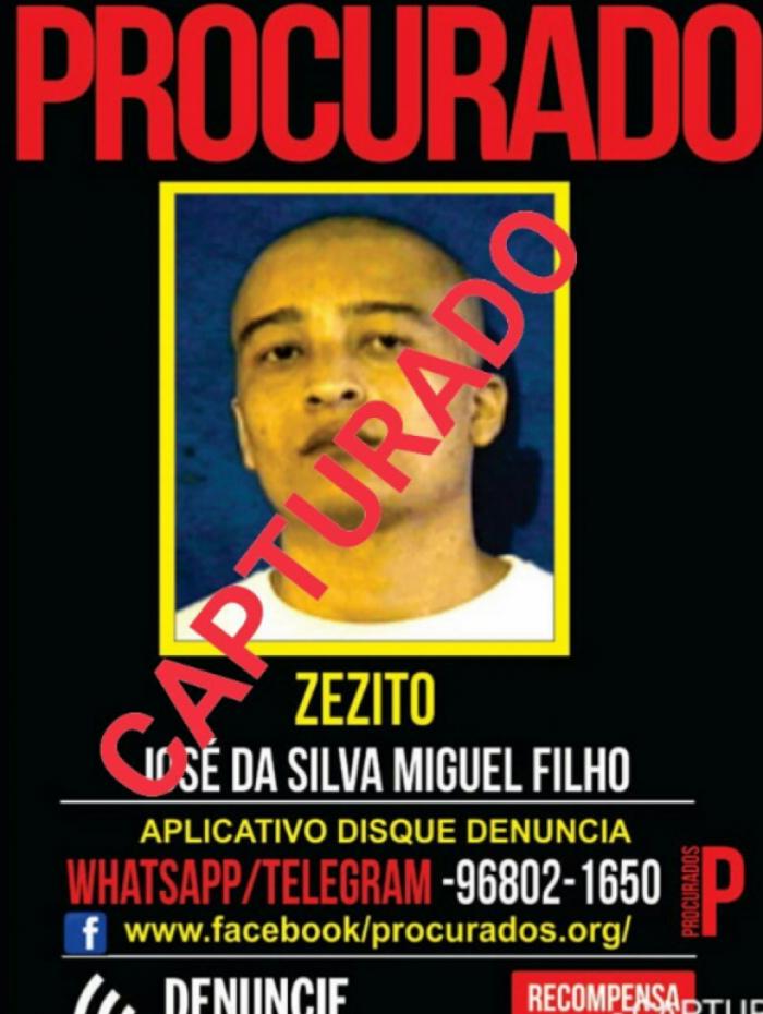 Chefe do tráfico do Morro da Primavera é preso