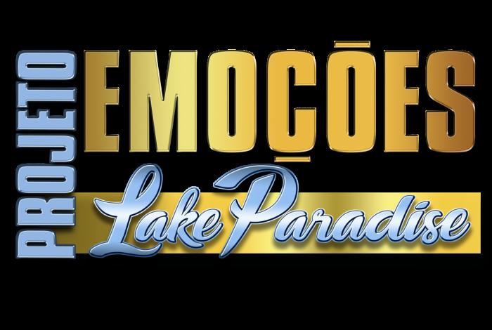 Logo do projeto Emoções Lake Paradise