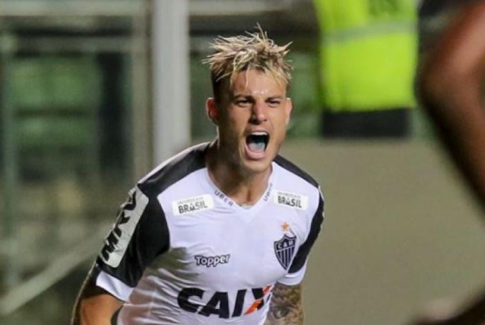Roger Guedes foi especulado no Flamengo