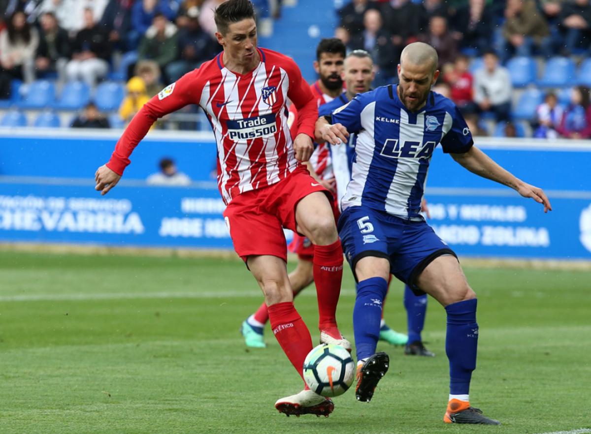 Fernando Torres brilha e marca duas vezes em sua despedida do Atlético de  Madrid O Dia - Esporte 558159ef77fbf