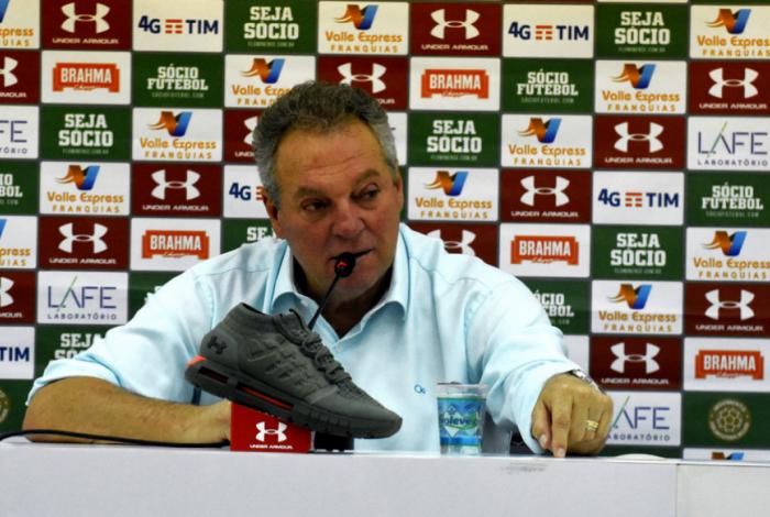 Abel ficou satisfeito com Fluminense apesar da derrota