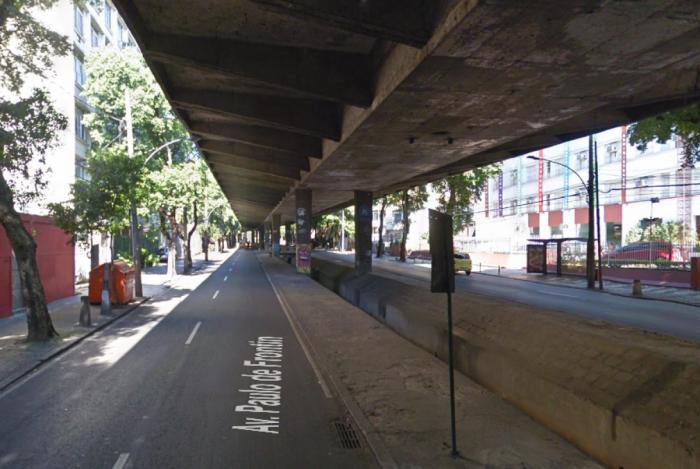 Avenida Paulo de Frontin