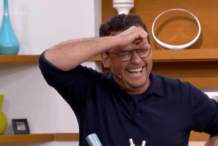 Fernando Rocha, apresentador do 'Bem Estar', foi demitido na tarde de segunda-feira