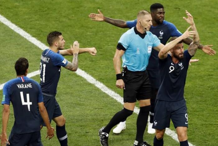 Conmebol anuncia árbitro da final da Copa do Mundo para apitar Fla x ... 6308405e2c2b6