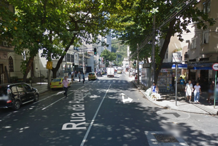 Rua da Passagem, Botafogo