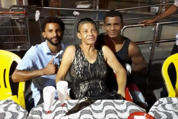 Dona Irene deixou 7 filhos e nove netos