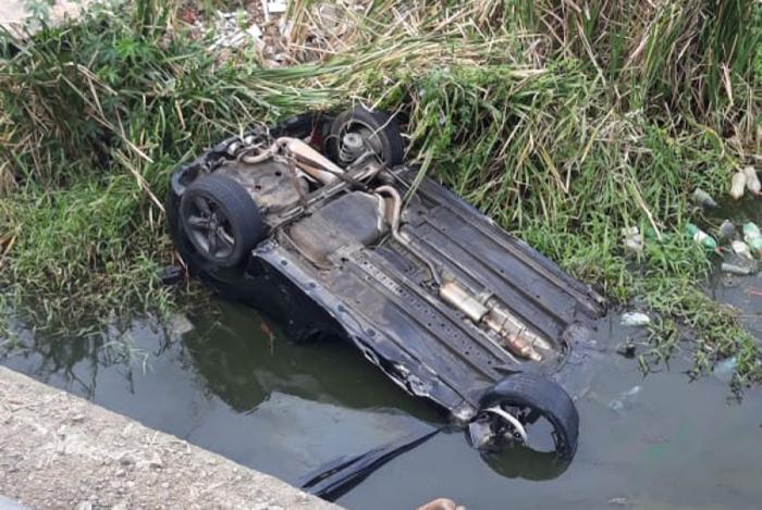 PM morre em acidente em Macaé