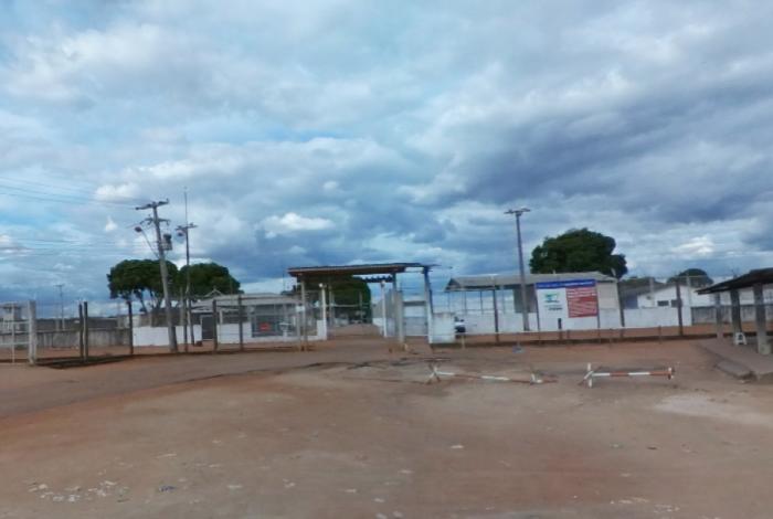 Penitenciária de Monte Cristo, em Roraima
