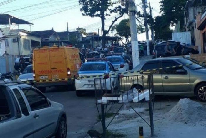 Crime aconteceu na Rua Parimar, em Parada de Lucas