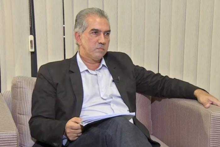 Governador de Mato Grosso do Sul, Reinaldo Azambuja