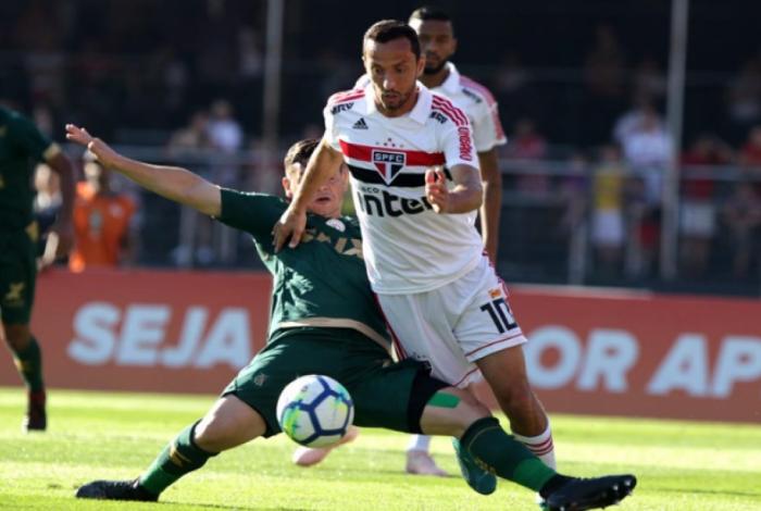 São Paulo cede empate para o América-MG