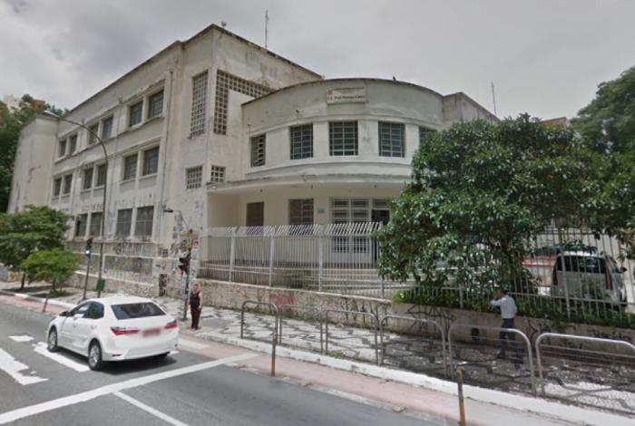 Professor de 41 anos foi afastado por ser acusado de assediar aluna de 11 na Escola Estadual Professora Marina Cintra, na Consolação (SP)