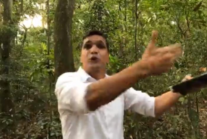 Em novo vídeo, Cabo Daciolo (Patriota) critica bancada evangélica