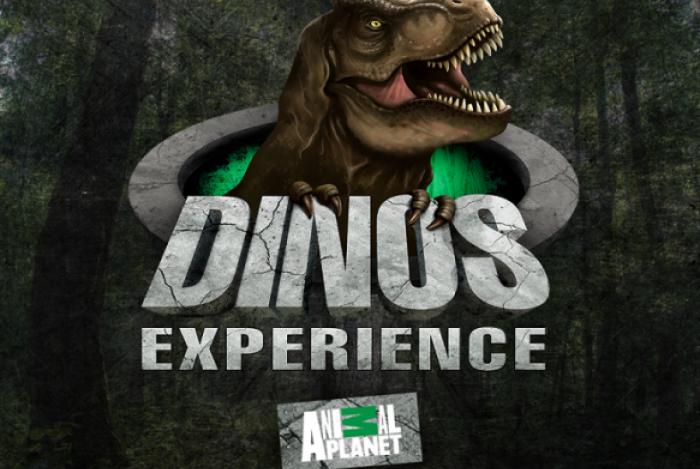 Dinos Experience, a maior aventura jurássica de todos os tempos, prorroga sua temporada no Via Parque Shopping