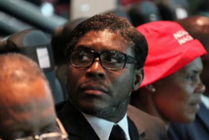 Teodoro Obiang Mang, vice-presidente da Guiné Equatorial