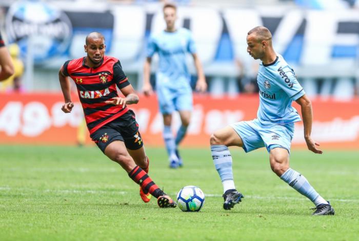 Sport vence o Sport em Porto Alegre