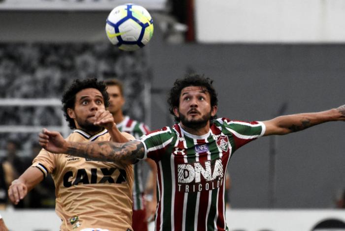 Fluminense foi derrotado pelo Santos na Vila Belmiro