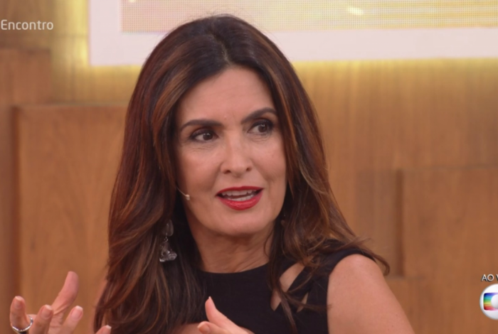 Fátima Bernardes fala sobre namorar um homem mais novo