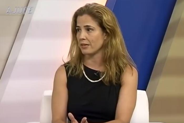Juíza Gabriela Hardt, substituta de Moro no tribunal de primeira instância