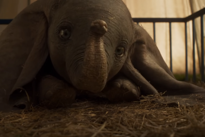 Live-action Dumbo ganha novo trailer