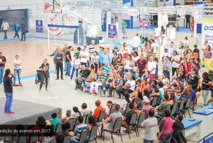 Cidade PCD vai reunir atrações para pessoas com necessidades especiais