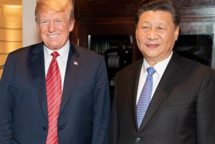 Os presidentes dos EUA, Donald Trump, e da China, Xi Jinping, reuniram-se na Cúpula do G20