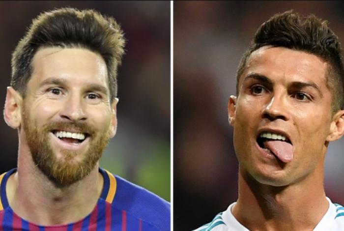Cristiano Ronaldo e Messi podem assistir ao jogo lado a lado