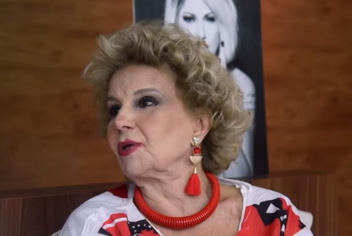 Íris Bruzzi relata ter sido abusada por Castrinho quando jovem