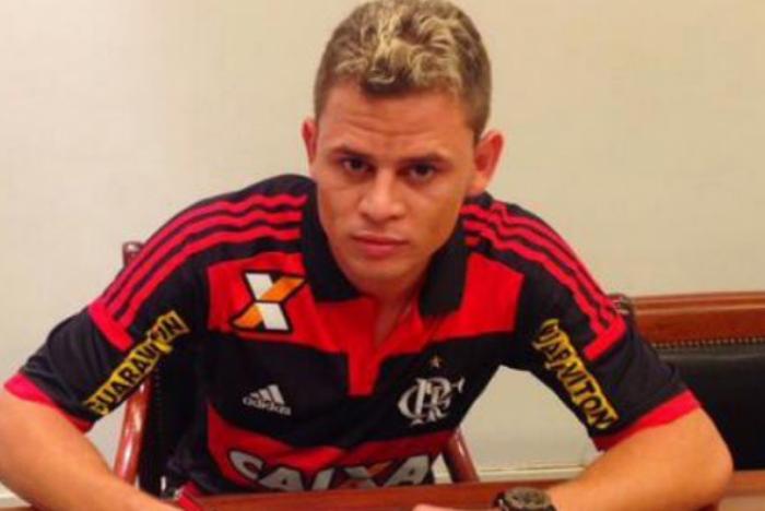 Jonas, ex-Flamengo