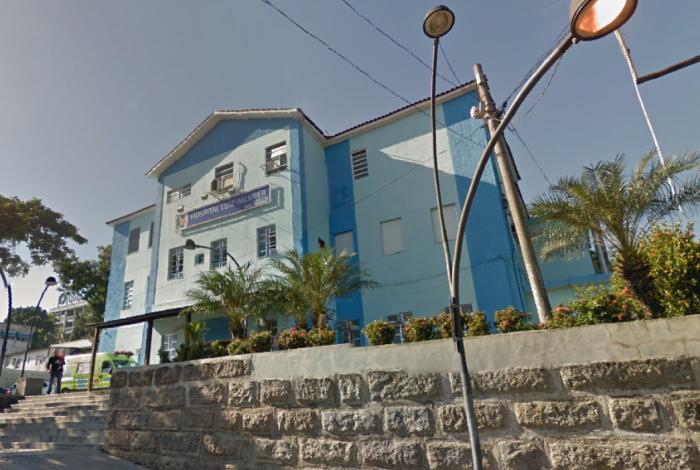 Mulher com a bactéria da peste bubônica está internada há 22 dias no Hospital Luiz Palmier