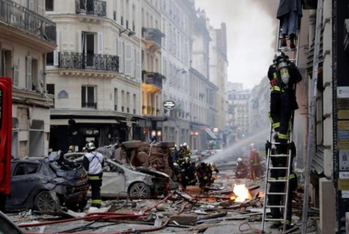 Incidente deixou pelo menos nove feridos