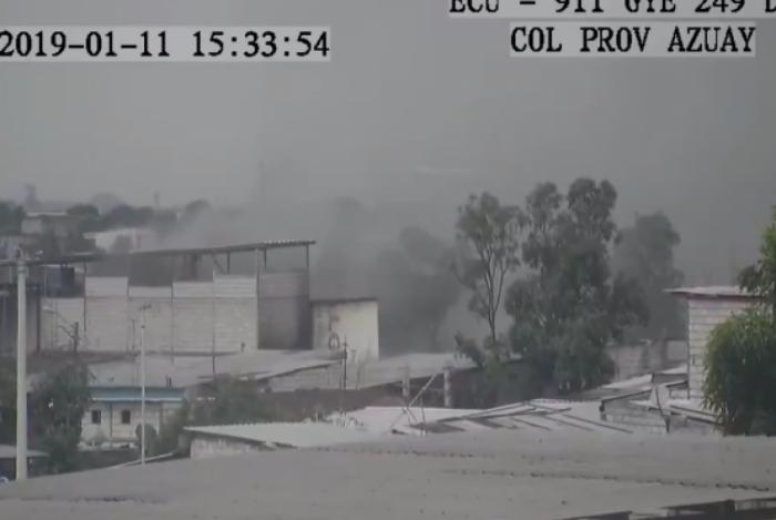 Incêndio em clínica de reabilitação no Equador tem 18 mortos.