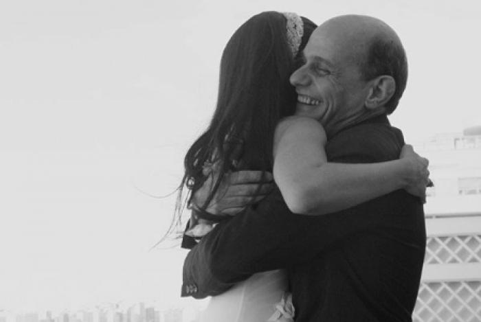 Ricardo Boechat e Veruska eram casados desde 2005