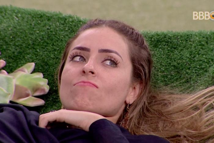 Paula diz que a Globo será processada por conta de suas declarações absurdas no reality show