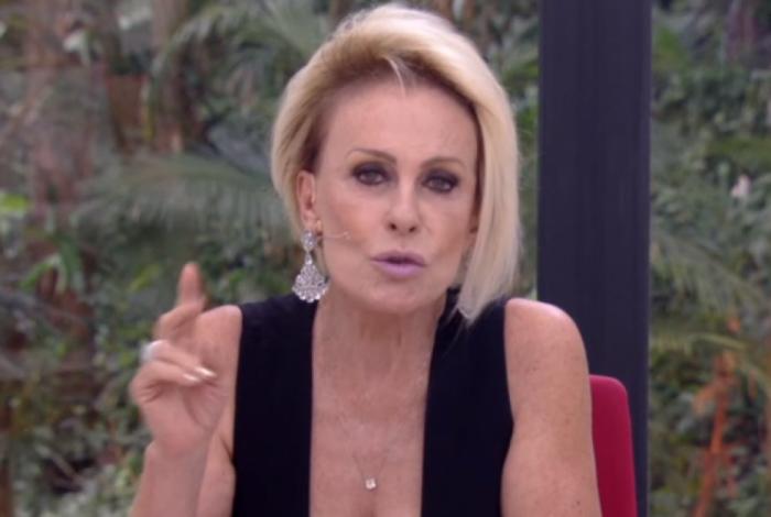 Ana Maria Braga termina 'Mais Você' com reflexão e internautas dizem que foi indireta para a 'gangue de Noronha'
